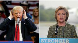 Débat présidentiel: Hillary Clinton et Donald Trump en direct à