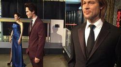 Les statues de cire d'Angelina Jolie et Brad Pitt divorcent elles