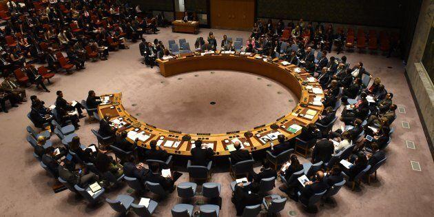 La Russie pose son veto à une résolution sur les armes chimiques en