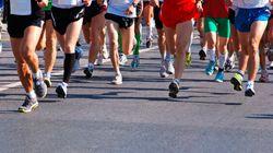 Le plan des rues fermées pour le marathon de Montréal
