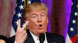 Donald Trump dévoile une partie de son équipe de politique