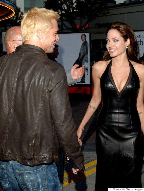 Brad Pitt et Angelina Jolie : les rois du style sur le tapis rouge