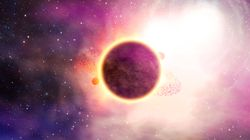 Découverte d'une surprenante planète