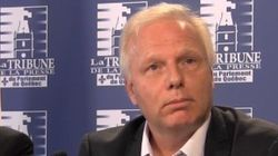 Lien entre Cloutier et Charkaoui: Lisée ne s'excuse pas