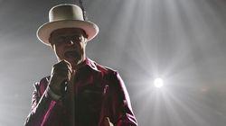 Le chanteur de Tragically Hip offrira deux spectacles