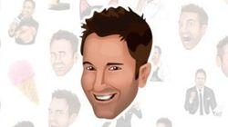 SalvailMoji: une app pour des emojis d'Éric