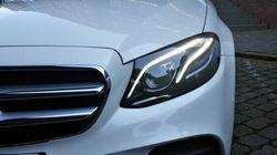 Essai routier Mercedes-Benz E400 4matic familiale 2017: grande routière pratique