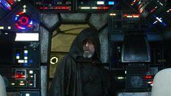 «Star Wars»: Luke Skywalker de retour dans le Faucon