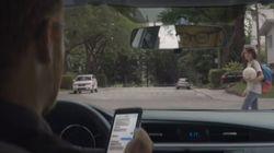 La SAAQ y va d'une nouvelle attaque contre les textos au volant