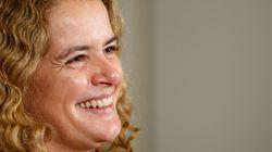 Julie Payette fait l'éloge de la liberté d'expression et de