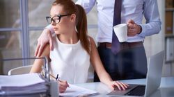 Harcèlement et violence sexuelle au travail: des incidents souvent pas