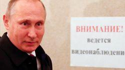 Le parti de Vladimir Poutine remporte un nombre de sièges record