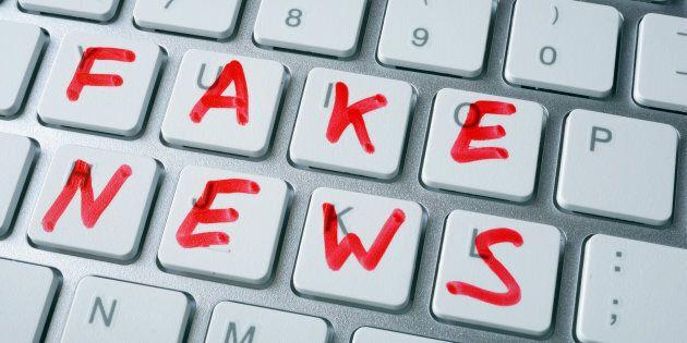Le dictionnaire Collins choisit «fake news» comme expression de l'année
