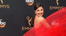 Emmy Awards 2016: le rouge vole la vedette