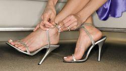 Objectif: de jolis pieds à dévoiler pour les Fêtes de
