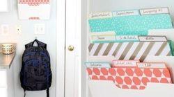 16 astuces pour une rentrée scolaire
