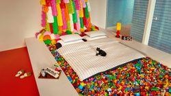 Vous pouvez maintenant dormir dans un Airbnb entouré de 25 millions de
