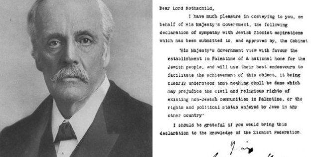 La déclaration Balfour et la ratification internationale qui a suivi ont validé le sionisme comme l'expression...