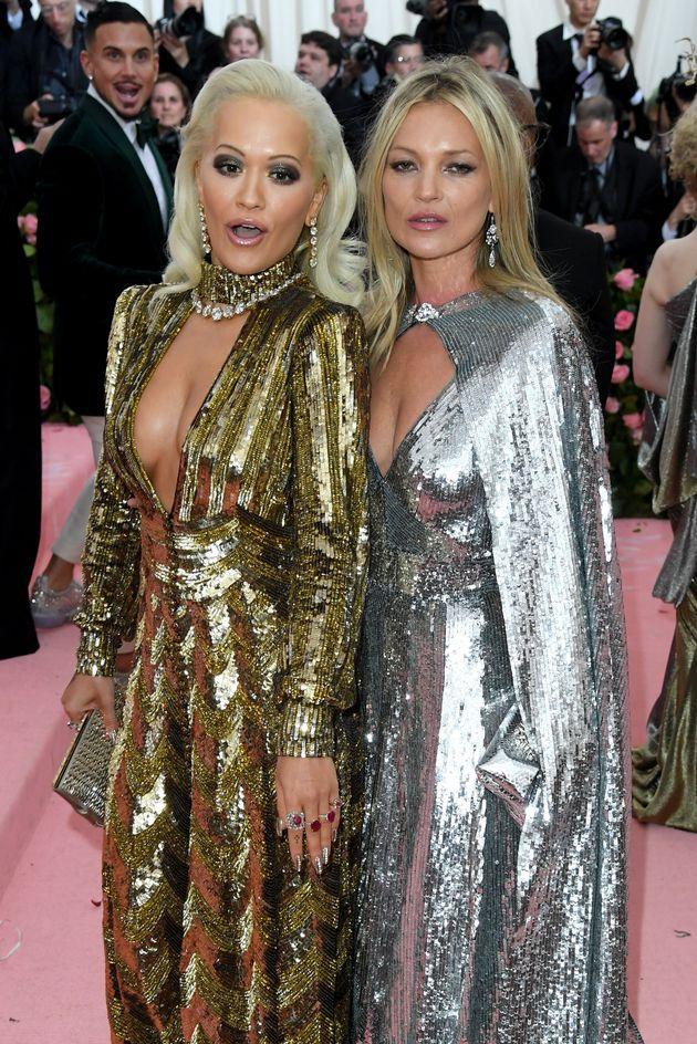 Rita Ora and Kate