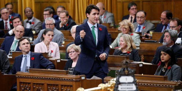 Justin Trudeau est peut-être cette figure d'un leader politique nouveau genre propulsant la libération...