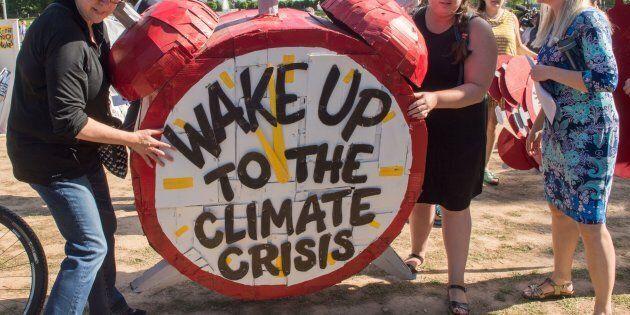 Les changements climatiques nous rendent déjà malades, dit un groupe