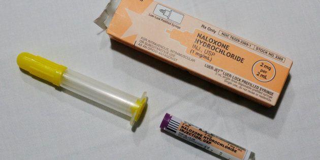 Surdose d'opioïdes: l'antidote naloxone désormais accessible