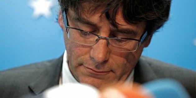 Crise catalane: Carles Puigdemont est prêt à collaborer avec les