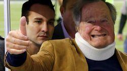 Bush père dit avoir voté Clinton à la