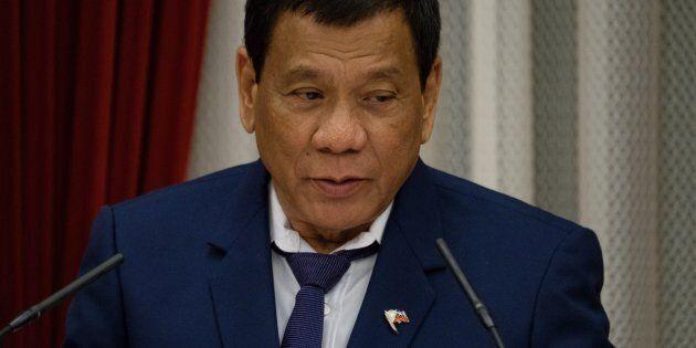 Rodrigo Duterte, nouveau président des