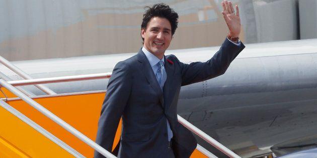 Vietnam: Trudeau rencontre les leaders du Mexique et du