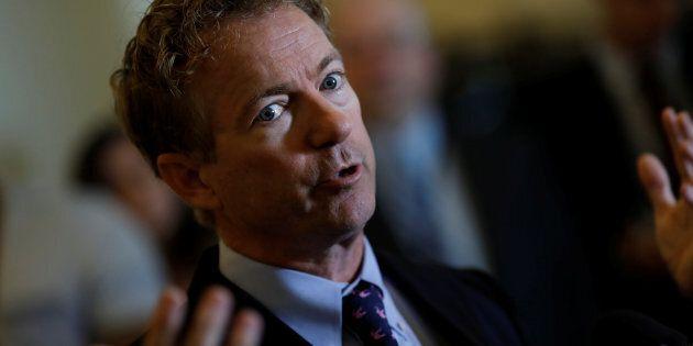 États-Unis: le sénateur Rand Paul a été légèrement blessé par un