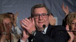 Régis Labeaume réélu pour un quatrième