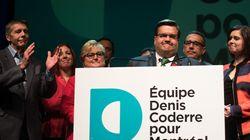 Denis Coderre quitte la vie politique