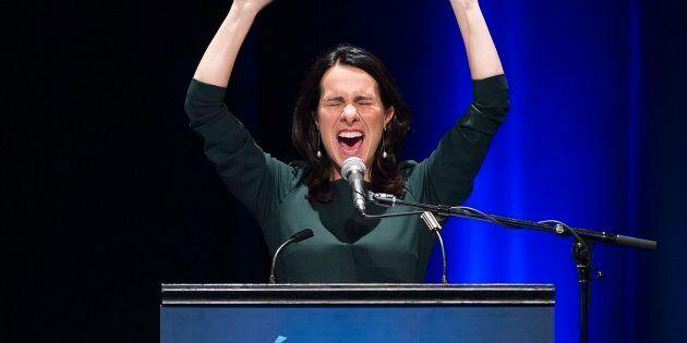 La plus grande ville du Québec est désormais dirigée par une femme, Valérie Plante.
