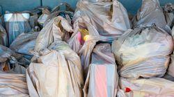 Les sacs en plastique peuvent maintenant valoir la prison au