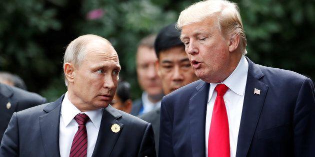 Poutine nie s'être mêlé des élections américaines de 2016, dit