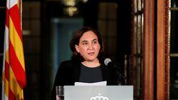 La mairesse de Barcelone accuse Puigdemont d'avoir mené la Catalogne «au
