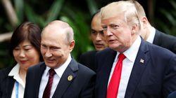 Trump et Poutine: «pas de solution militaire» en