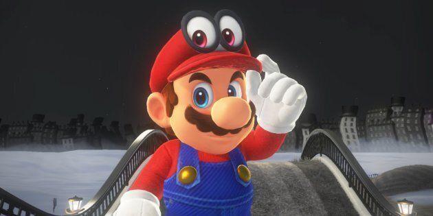 Super Mario Odyssey, digne héritier de Mario