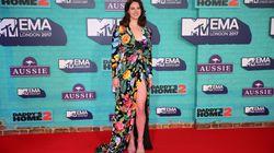 Les meilleurs looks du tapis rouge des MTV EMAs
