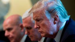La Maison Blanche veut le renvoi d'une journaliste ayant qualifié Trump de