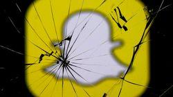Snapchat en panne, les utilisateurs