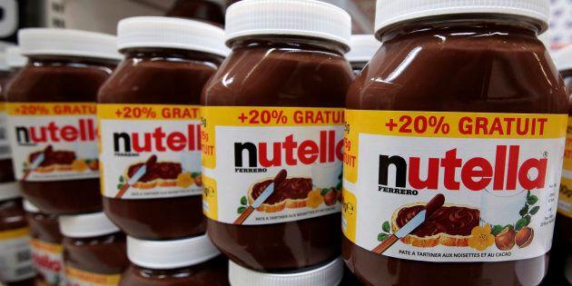 C'est confirmé: Ferrero a modifié la recette du