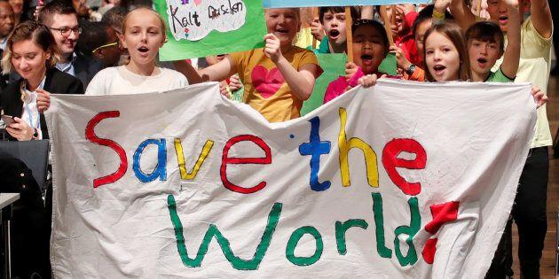 Les actions en faveur du climat doivent impérativement se multiplier partout dans le monde.