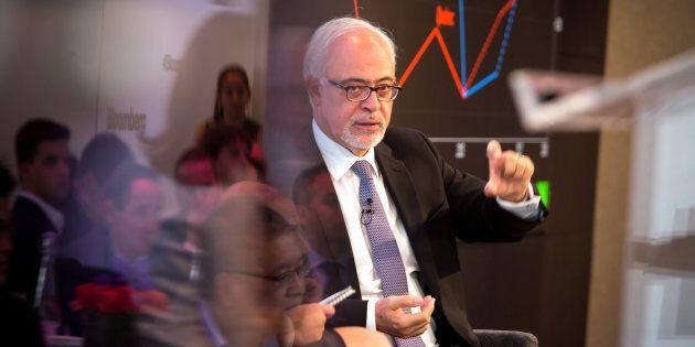 Le ministre des Finances du Québec, Carlos