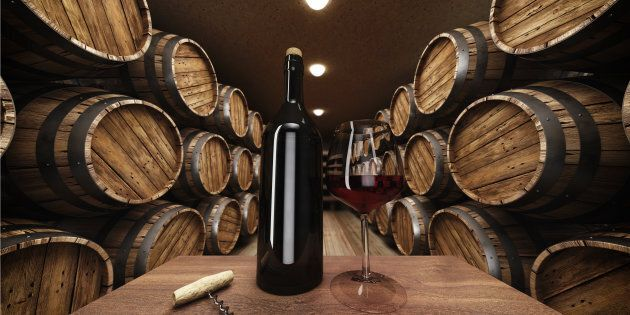 Le vin est apparu il y a plus de 8000 ans dans le