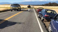 Une série de fusillades dans une région rurale de la Californie font cinq