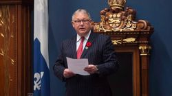 Jacques Chagnon fustige l'UPAC dans une décision sur l'affaire Guy