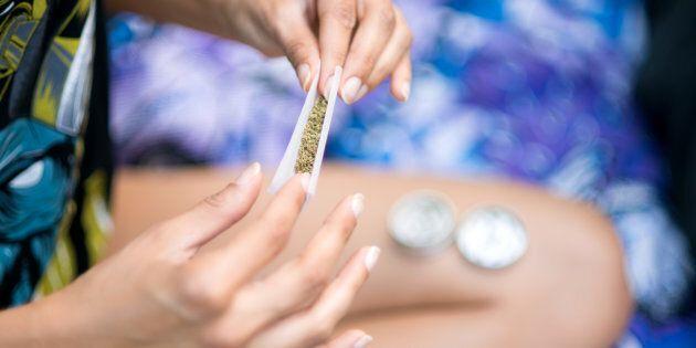 La marijuana, symptôme d'une société en
