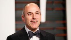 NBC congédie l'animateur vedette Matt Lauer pour inconduite